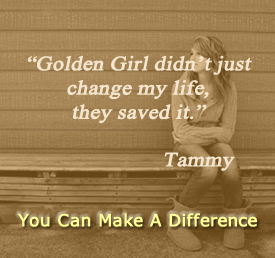 Your donation can make a difference in a young girl's life.