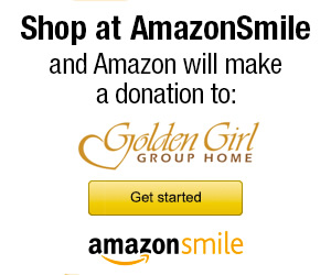 Support Golden Girl Group Home when you shop at Amazon with Amazon Smile.
